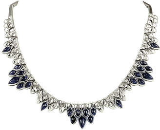 Stephen Webster Silver 16.66 Ct. Tw. Necklace