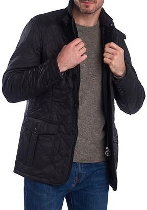 Barbour Polarfleece Doister Quilted Jacket