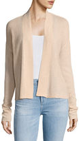 Lord & Taylor Long Sleeve Featherweight Cashmere Cardigan