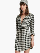 Lucky Brand Girlfriend Plaid Dress