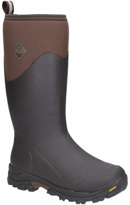 Muck Boot Men's Arctic Ice Tall Insulated Waterproof Winter Boots (Brown/Tan-13 (M) US)