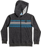 Quiksilver Boys' Heather Striped French Terry Hoodie - Sizes 8-20