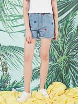 Blank Star Shorts Bl