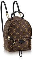 Louis Vuitton Authentic Monogram Canvas Palm Springs Backpack Mini Handbag Article: M41562 Made in France