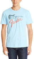 Lucky Brand Men's Fender Photo Guitar Graphic Tee