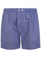 Derek Rose Ledbury Printed Cotton Boxer Shorts