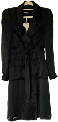 Tom Ford Black Silk Dress for Women