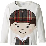 Dolce & Gabbana Back to School Bimbo Moro T-Shirt (Toddler/Little Kids)