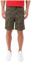Calvin Klein Jeans Camo Poplin Shorts