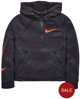 Nike Older Boy Dry Fit Overhead Hoody