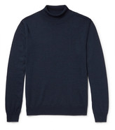 Oliver Spencer Merino Wool Rollneck Sweater