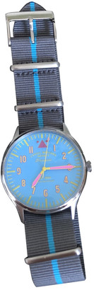 Fossil Turquoise Steel Watches
