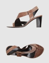 GIANNI BARBATO High-heeled sandals