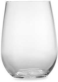Libbey Occasions 17-Ounce Stemless White Wine Glasses (Set of 4)