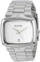 Nixon Men's NXA140100 Stainless Steel Dial Watch