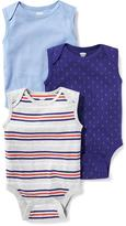 Old Navy 3-Pack Tank Bodysuits for Baby
