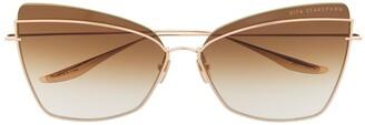 Dita Eyewear Starspann oversized-frame sunglasses
