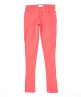 F&F Coral Twill Skinny Pants
