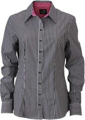 James & Nicholson Women's Ladies' Shirt Blouse