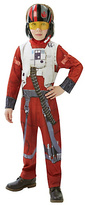 Star Wars The Force Awakens Poe Dameron Costume - 5-6 Years