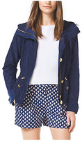 Michael Kors Cropped Anorak Plus Size