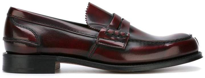 Church's gradient effect loafers