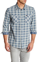 RVCA Trample Plaid Flannel Shirt