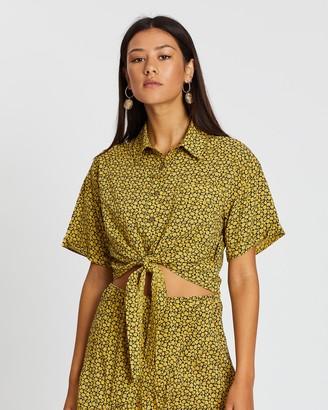 Rusty Goddess Party Shirt
