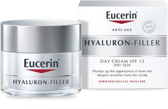 Eucerin Anti-Age Hyaluron-Filler Day Cream Rich Spf15 50Ml