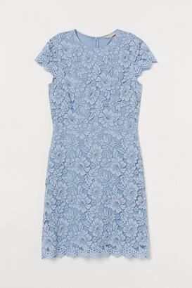 H&M Short Lace Dress
