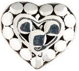 John Hardy Dot Collection Heart Lapel Pin