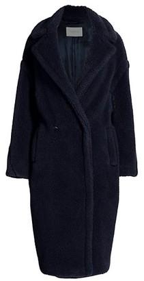 Max Mara Tedgirl Alpaca & Wool-Blend Teddy Coat