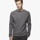 James Perse Compact Fleece Raglan