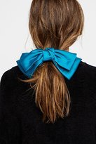 Silk Bow Barrette by Pin & Tube at Free People