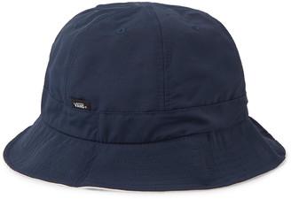 Vans + Pilgrim Surf + Supply Reversible Printed Nylon, Cotton And Linen-Blend Bucket Hat