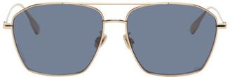 Christian Dior Gold Aviator Stellaire014F Sunglasses