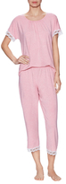 Hanro Crop Pajama Set