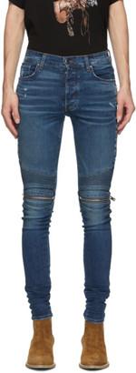 Amiri Indigo Denim MX2 Jeans