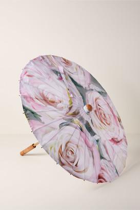 Lily Lark Floral Parasol