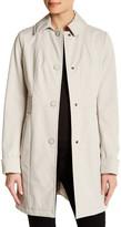 Kenneth Cole New York Long Sleeve Raincoat