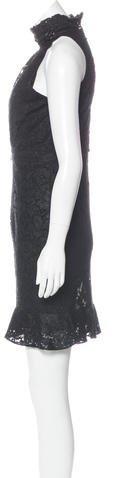 Altuzarra Lace Sheath Dress