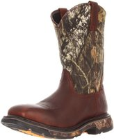 Ariat Men's Workhog Wide Square Toe H2O Steel Toe Work Boot