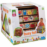 Alex Jr Busy Tot Discovery Toy