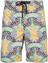 Cynthia Rowley x Garrett McNamara Greenroom board shorts