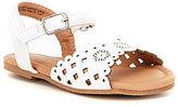 Kenneth Cole Reaction Girls' Daylo Laser-Cut Sandals