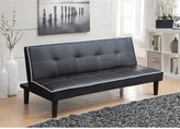 Andover Mills Ailith Leather Sleeper Sofa