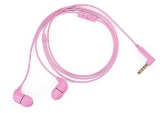 Happy Plugs In-Ear Earphones, Pink