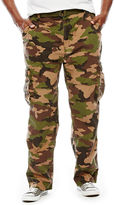 DMANTE Damante Belted Cargo Pants - Big & Tall