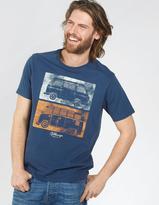 Fat Face VW Vintage Camper Graphic T-Shirt