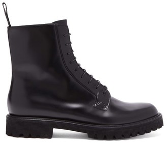 Church's Alexandra Patent-leather Boots - Black